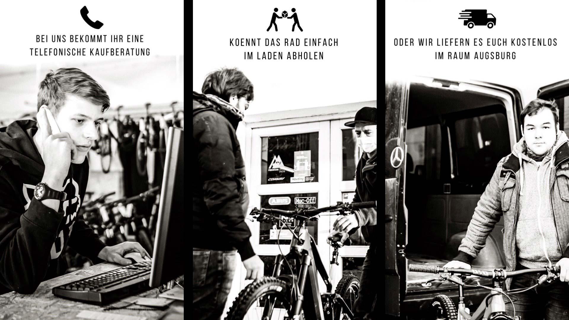 corona-hol-bring-service-bike